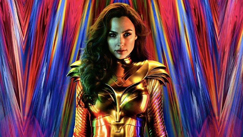 CCXP 19: Watch the action-packed first trailer for Wonder Woman 1984! 6