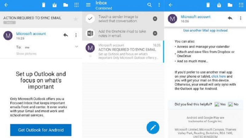 Microsoft is looking to place ads in its Mail and Calendar apps 4