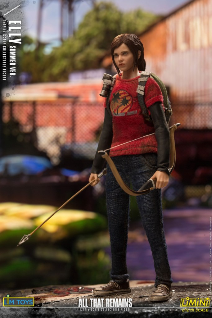 These Jol and Elly 1/12 scale All That Remains figures are just too adorable for the post apocalypse 33