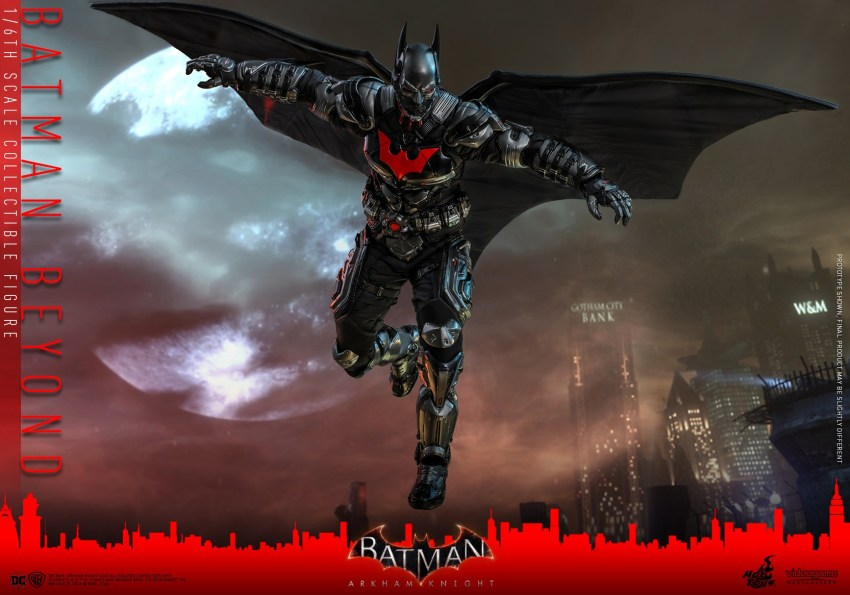 Hot Toys Batman Beyond is ready to be Gotham's Tomorrow Knight 31
