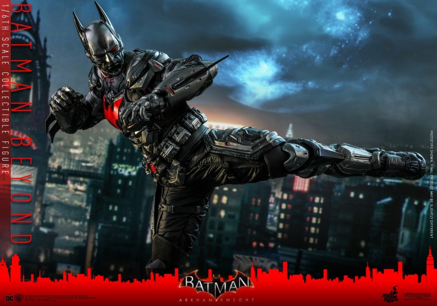 Hot Toys Batman Beyond is ready to be Gotham's Tomorrow Knight 20
