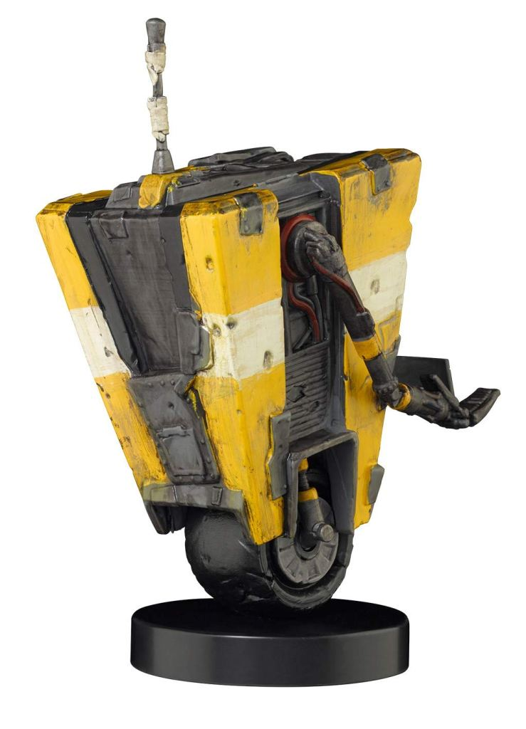 Cable Guy Borderlands 3 Claptrap Review – If it fits, it sits 10