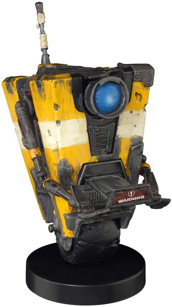 Cable Guy Borderlands 3 Claptrap Review – If it fits, it sits 14