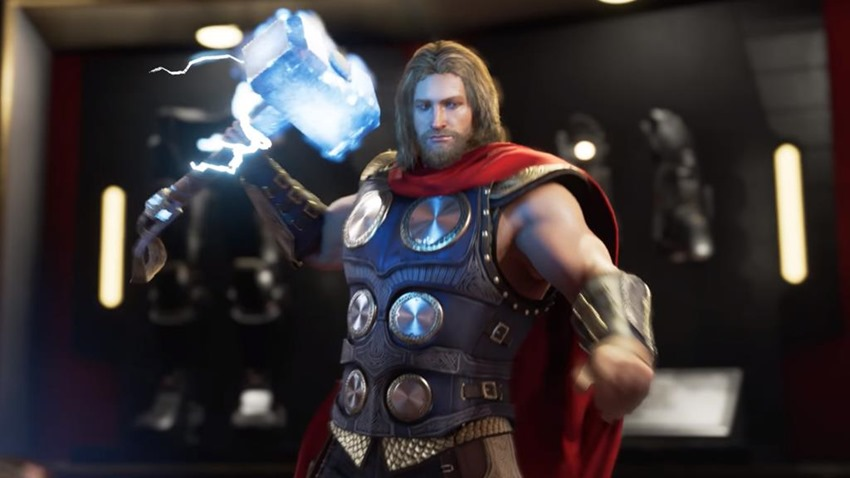 Marvel's Avengers will have early access if you buy the super duper versions of the game 2