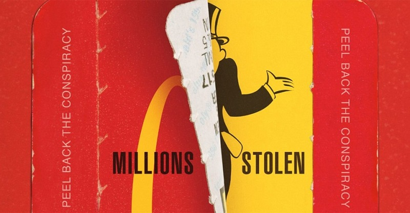 A McDonald's Monopoly game fraud is exposed in this HBO trailer for McMillions 2