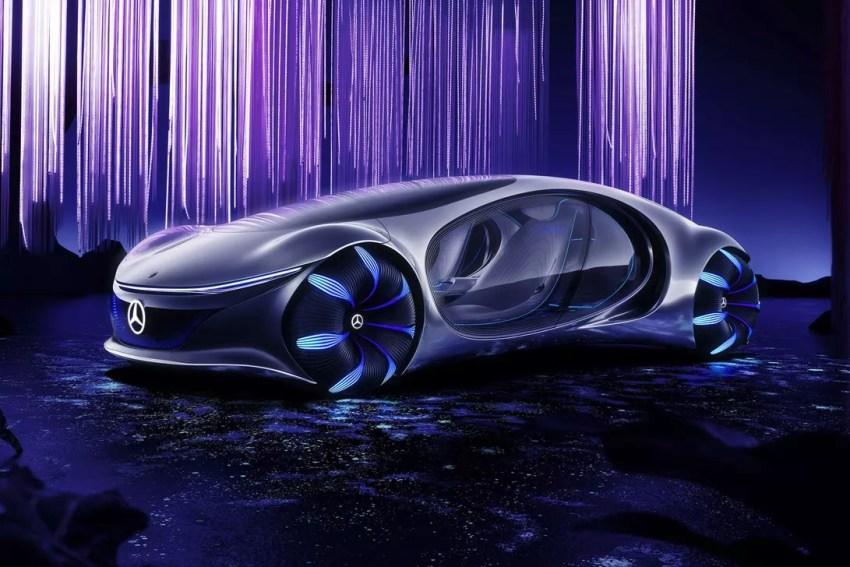 James Cameron unveils stunning Avatar 2 concept art... and concept car? 21