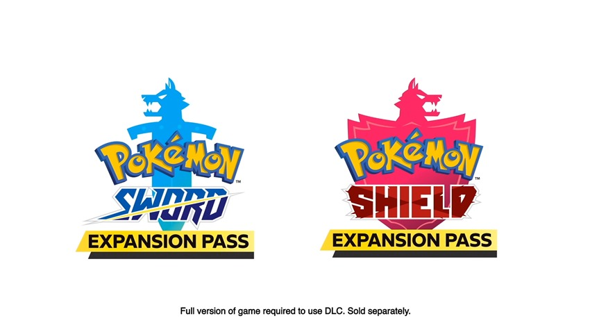 Pokemon Sword Expansion