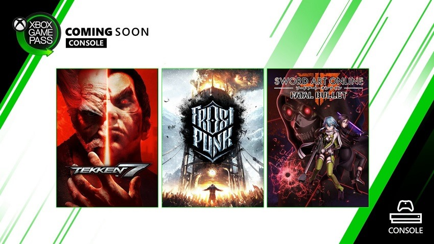 Xbox Game Pass January