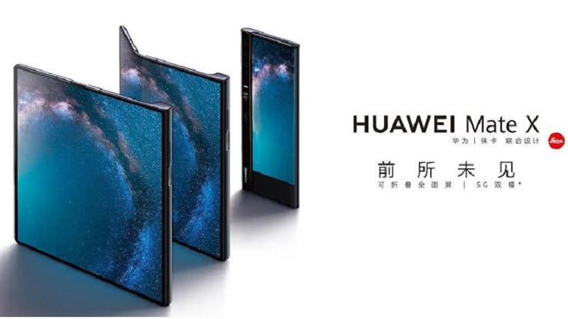 Huawei reportedly selling 100 000 units of its foldable Mate X a month in China 4