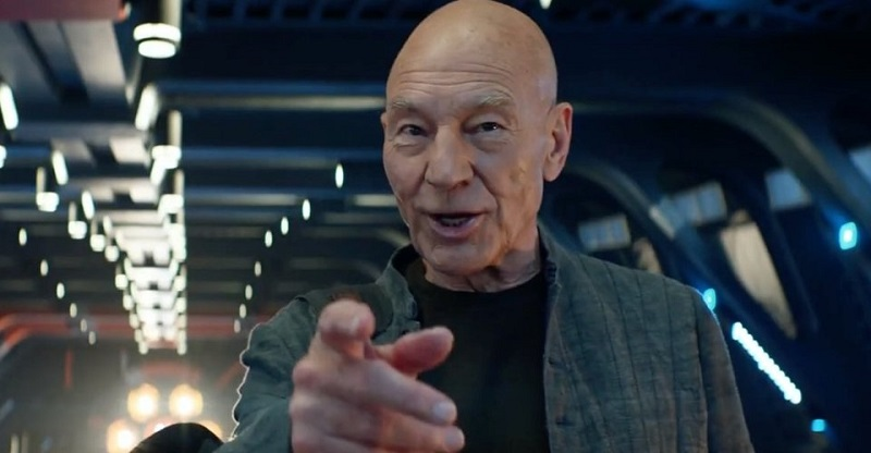 Patrick Stewart confirms that Picard has been renewed for a second season 2