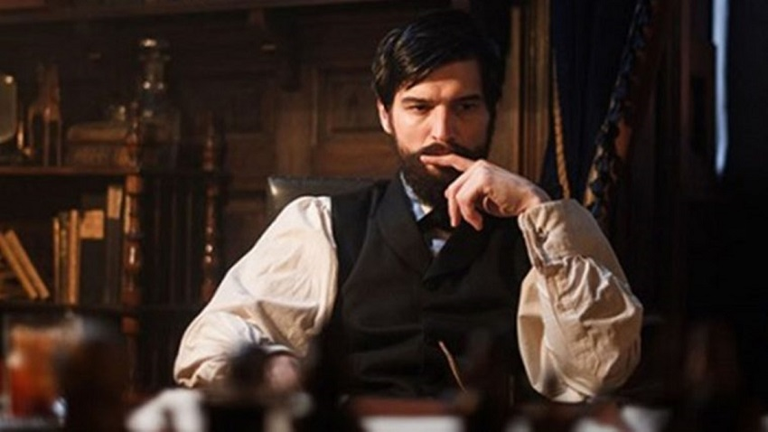 Sigmund Freud tracks a serial killer in Netflix's dark psychological crime series Freud 2