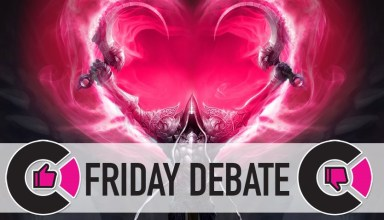 Friday Debate – Who's your video game Valentine? 2