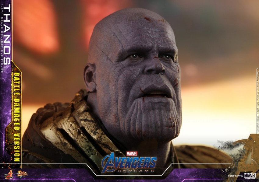 Hot Toys' latest Thanos figure is very worried that he might not survive Avengers: Endgame 43