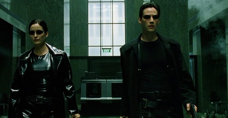 New behind the scenes footage from The Matrix 4 teases new powers for Trinity 2