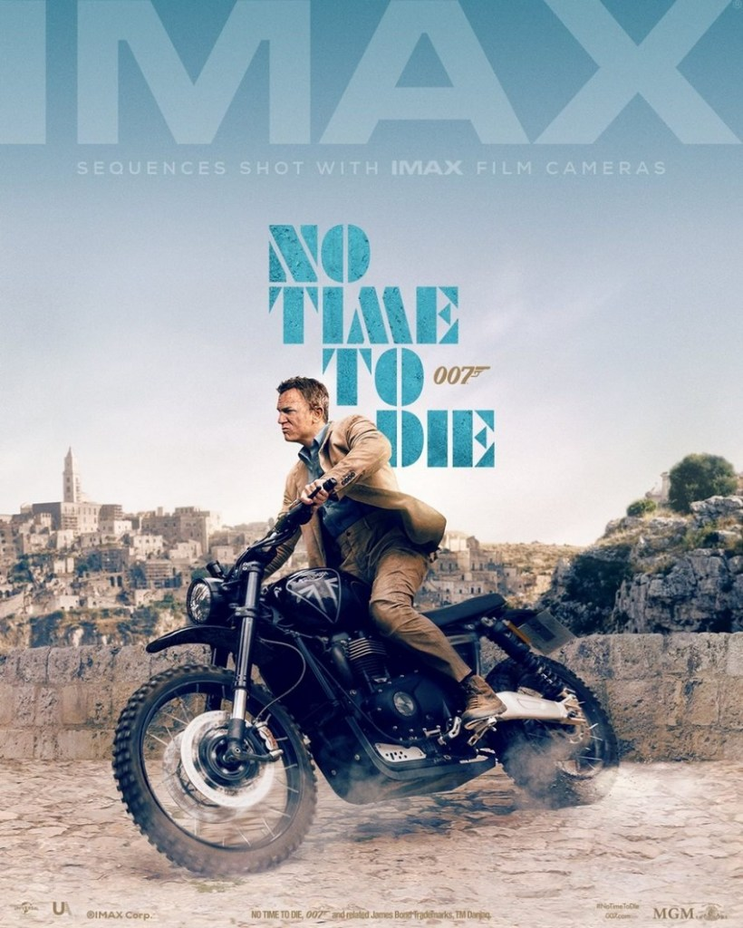 No Time to Die could be longest Bond film ever; plus director Cary Fukunaga gives behind-the-scenes look 8