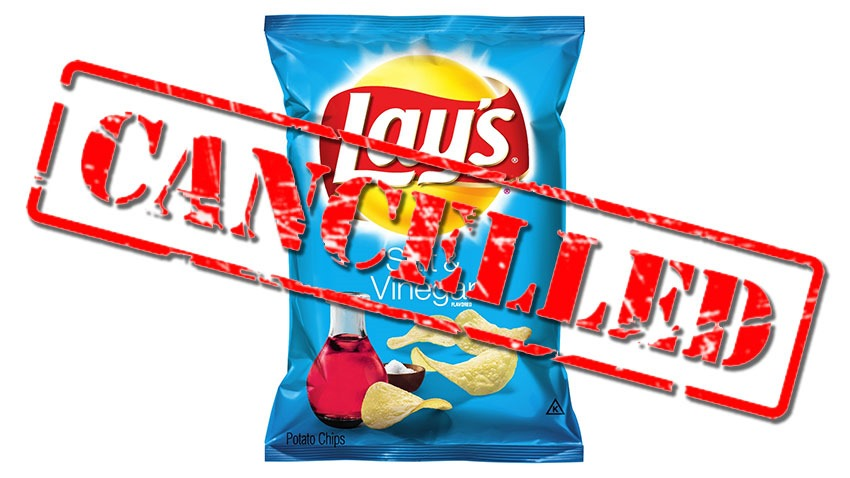 Lay's South Africa has finally seen the light, cancels Salt 'n Vinegar chips 8