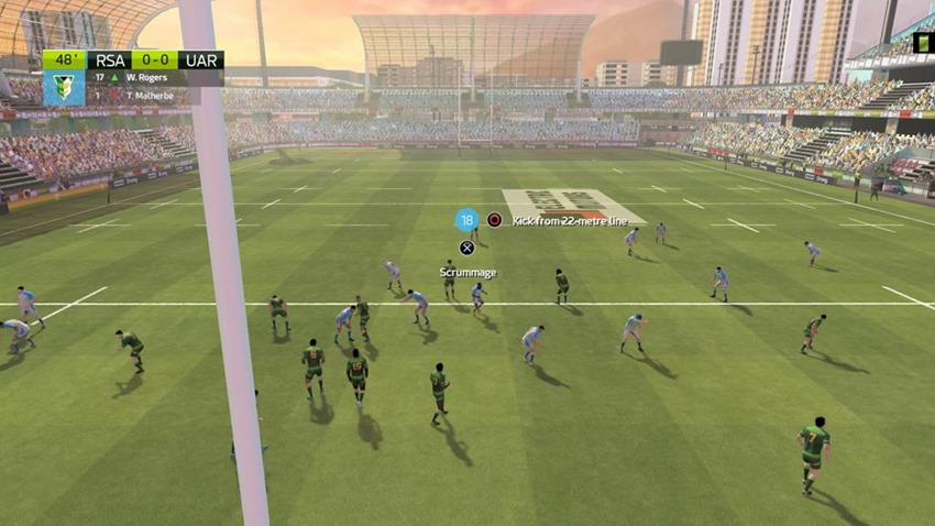 Rugby 20 review - For Ruck's Sake 2
