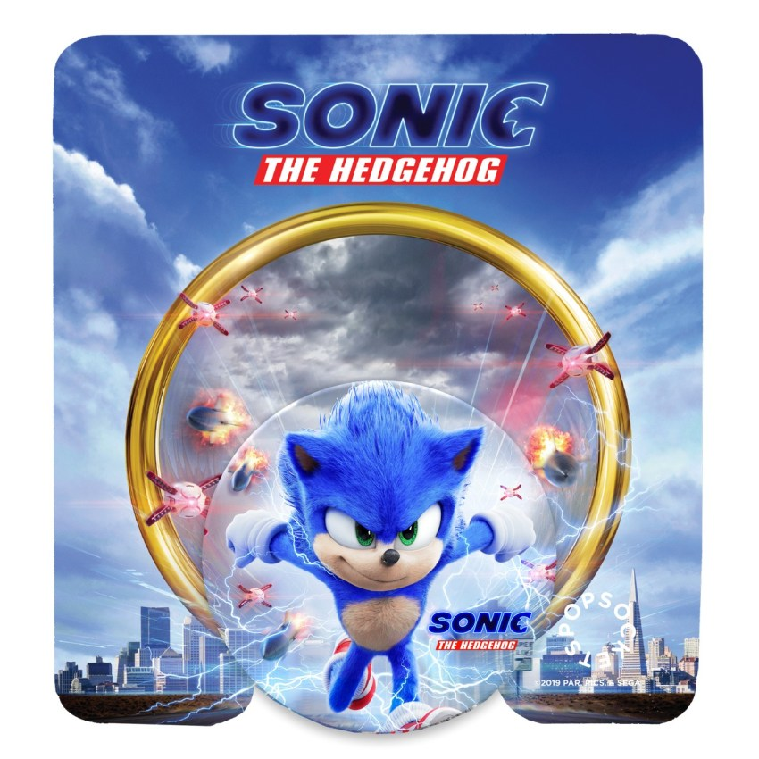 Win one of three Sonic the Hedgehog hampers! 7