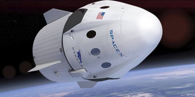SpaceX planning for first tourist flights in 2021/2022 4