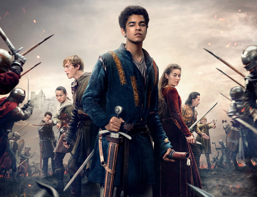 Watch the trailer for The  Letter to the King, Netflix's adaptation of the Dutch fantasy classic 7