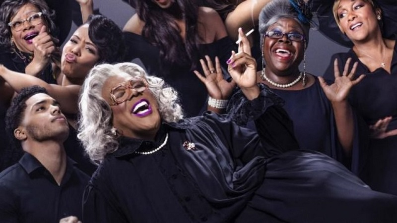 Cats, Rambo and Tyler Perry lead the Razzie nominations 8