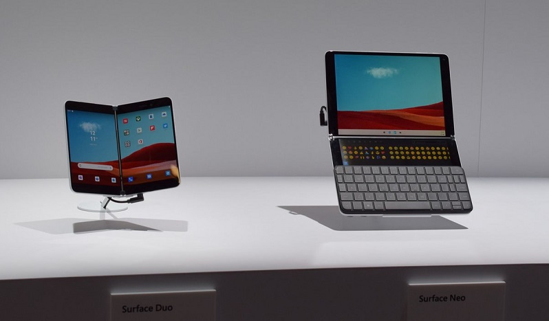Microsoft's Surface Duo may have a battery problem 4