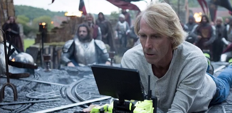 Sylvester Stallone and Michael bay teaming up for a new action movie 4