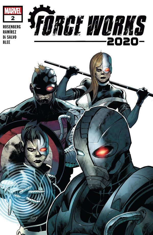 The best comic book covers of the week – 23 March 2020 42