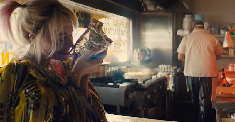 How to make Harley Quinn's delicious egg sandwich from Birds of Prey 2