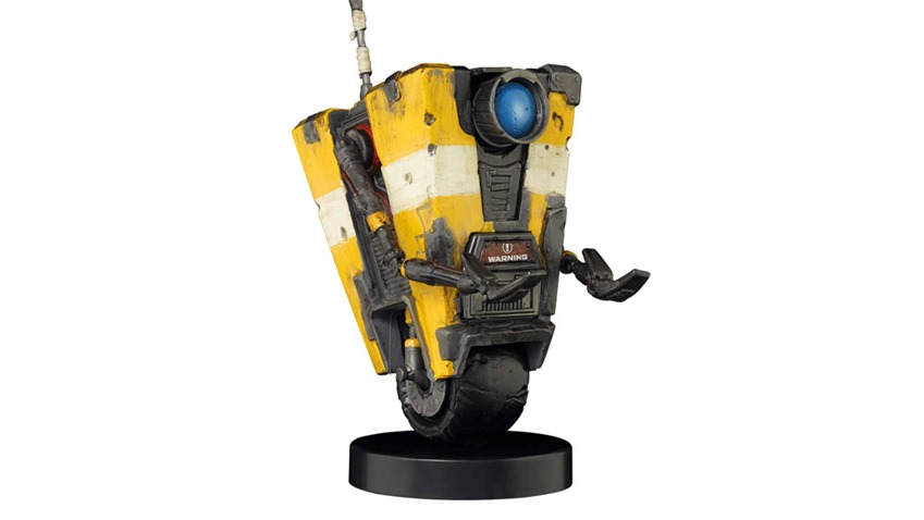 And the winner of a Claptrap Cable Guy is… 3