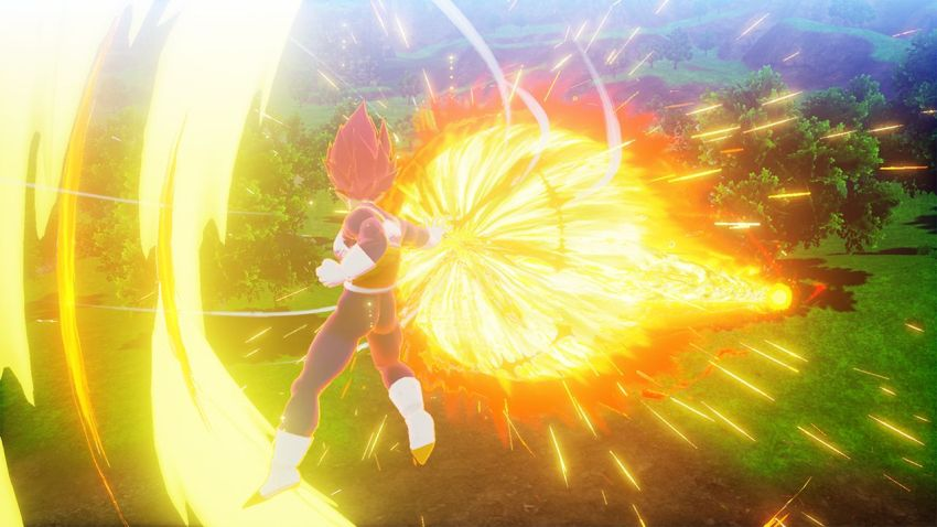 Dragon Ball Kakarot's first story DLC introduces the God of Destruction 17