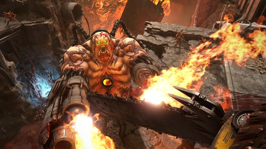 "No deathmatch in DOOM Eternal? That's because the mode is ""eons old"" according to Bethesda 2"