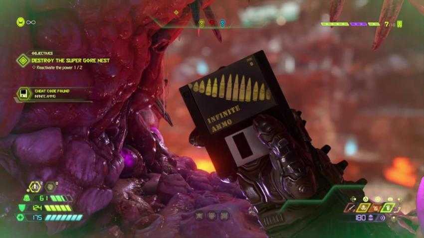 DOOM Eternal – Where to find all the cheat codes 19