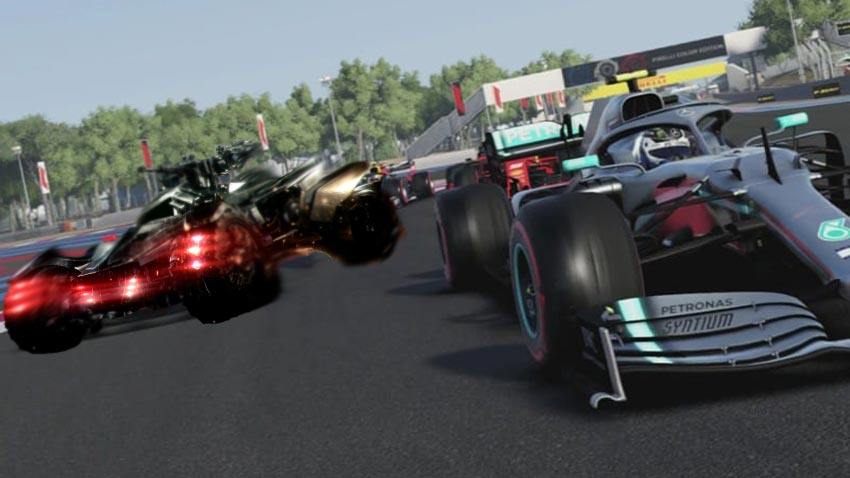 Formula 1 is launching a virtual Grand Prix series to replace its postponed races 2