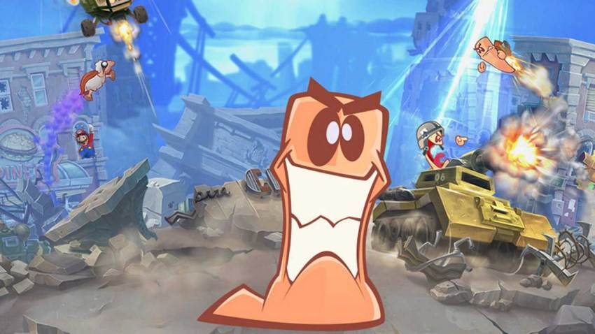 We're finally getting a new Worms game this year 2