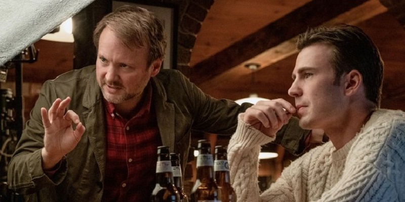Rian Johnson talks about his creative approach for Knives Out 2 4