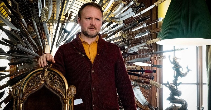 Rian Johnson talks about his creative approach for Knives Out 2 3