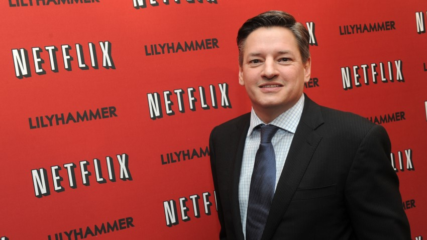 Netflix's Ted Sarandos talks about the impact of Covid-19 on the streaming giant, its employees, and its subscribers 3