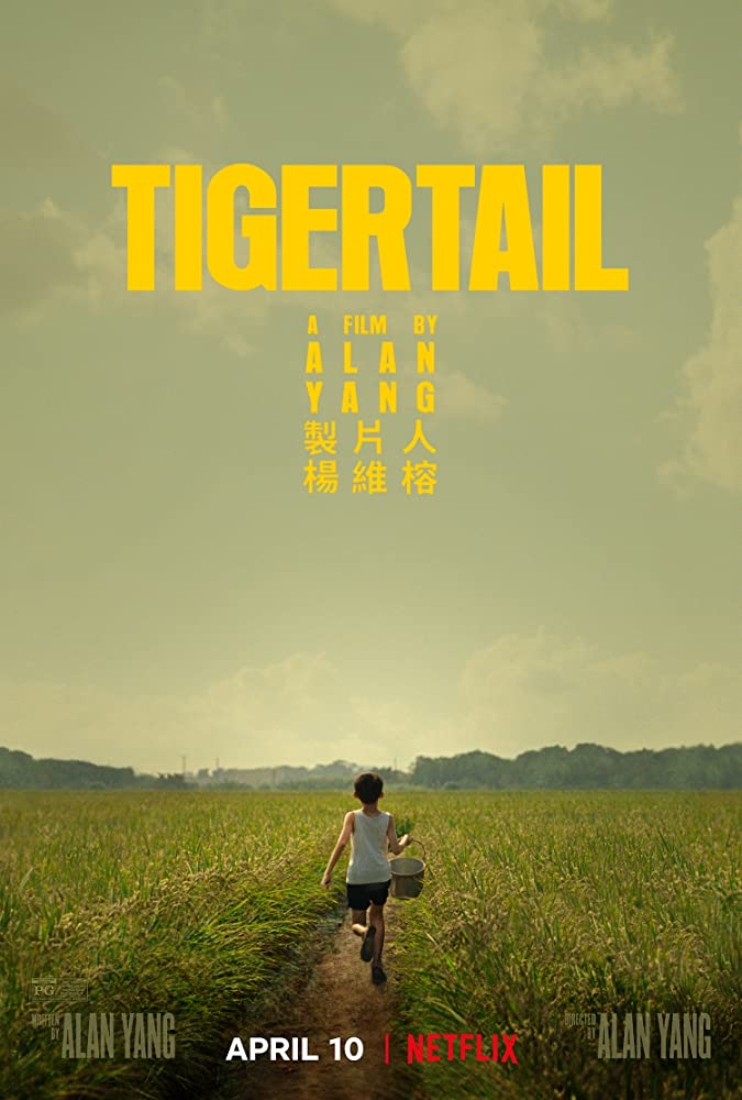Overcome a life filled with regret in Netflix's multi-generational drama Tigertail 4