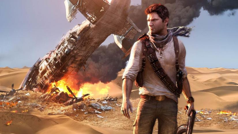 Uncharted: First look at Tom Holland as young Nathan Drake in long-awaited film adaptation 2