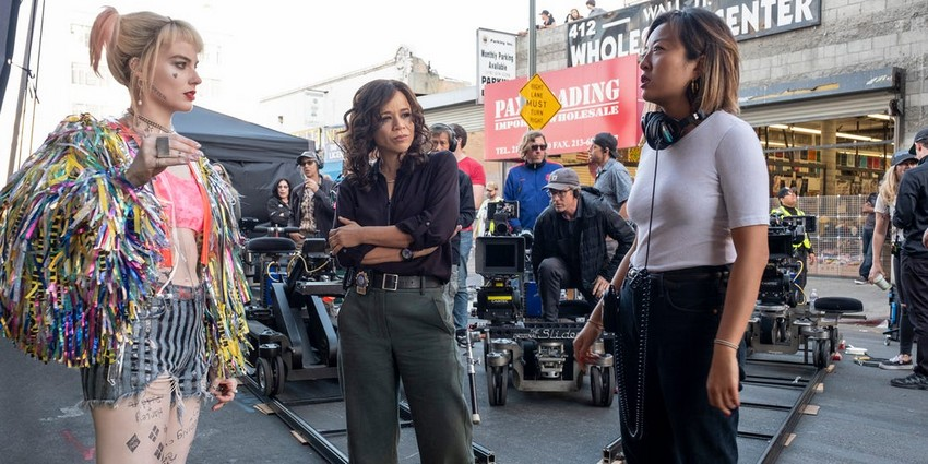 """Director Cathy Yan on Birds of Prey's """"flop"""" status, VOD release, fan feedback, and more 5"""