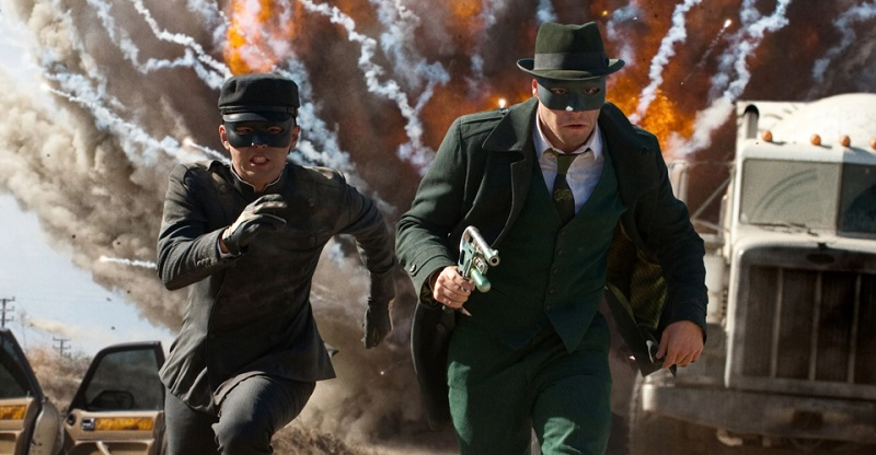 A new Green Hornet and Kato movie is in development