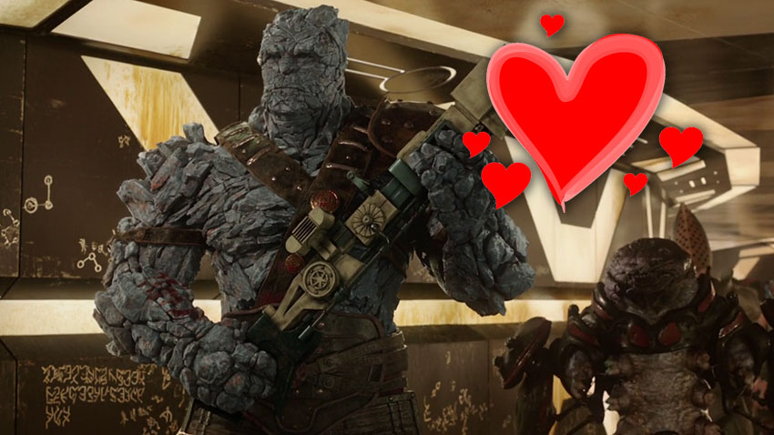 Thor: Love and Thunder will reveal more of how Korg and his species...get it on 3