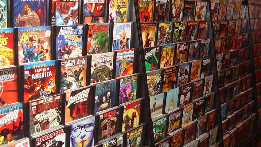 Comic books are coming back to shops on May 20 8