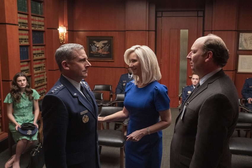 First look at Netflix's Space Force comedy series from the creators of The Office 20