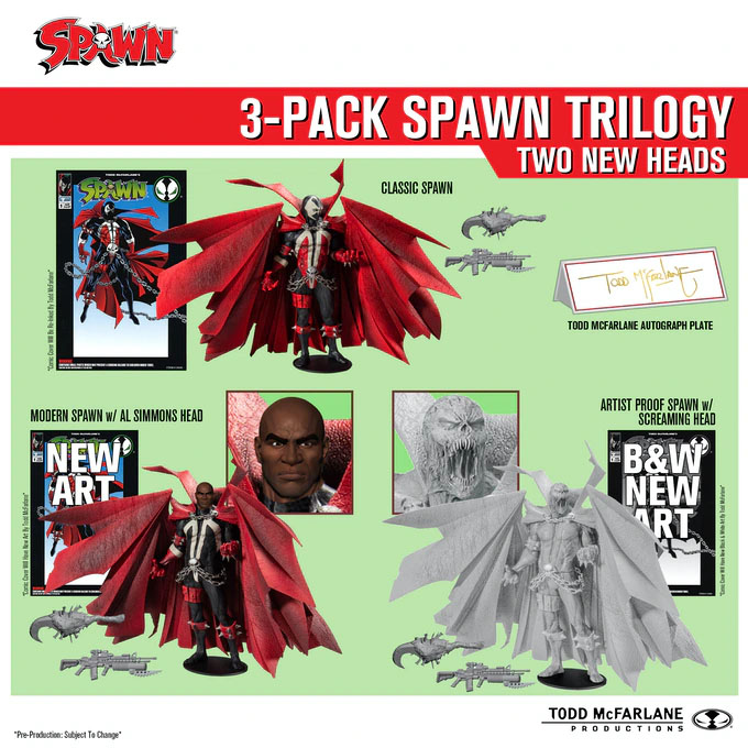 Todd McFarlane is bringing the original Spawn action figure back to life on Kickstarter 38