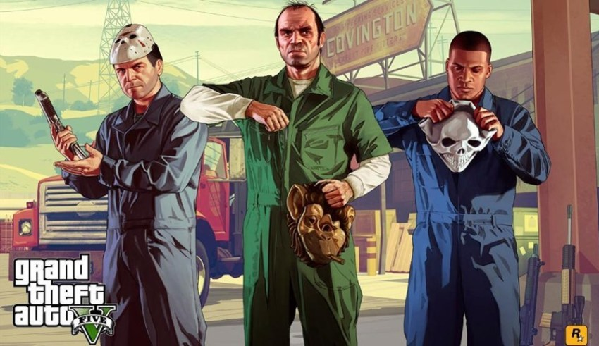 Grand Theft Auto 6 could be out in 2023, according to Take-Two SEC filing 8