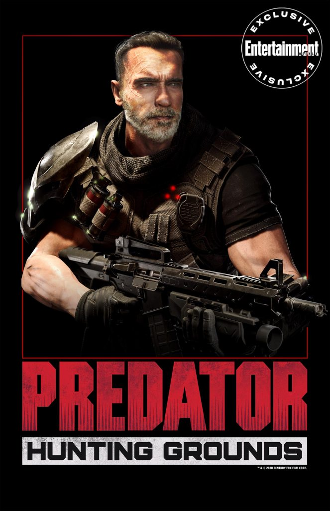 He's back – Arnold Schwarzenegger is coming to Predator: Hunting Grounds 2