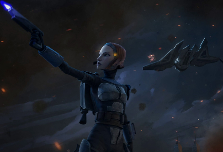 The Mandalorian: Katee Sackhoff to play live-action version of Bo-Katan 4
