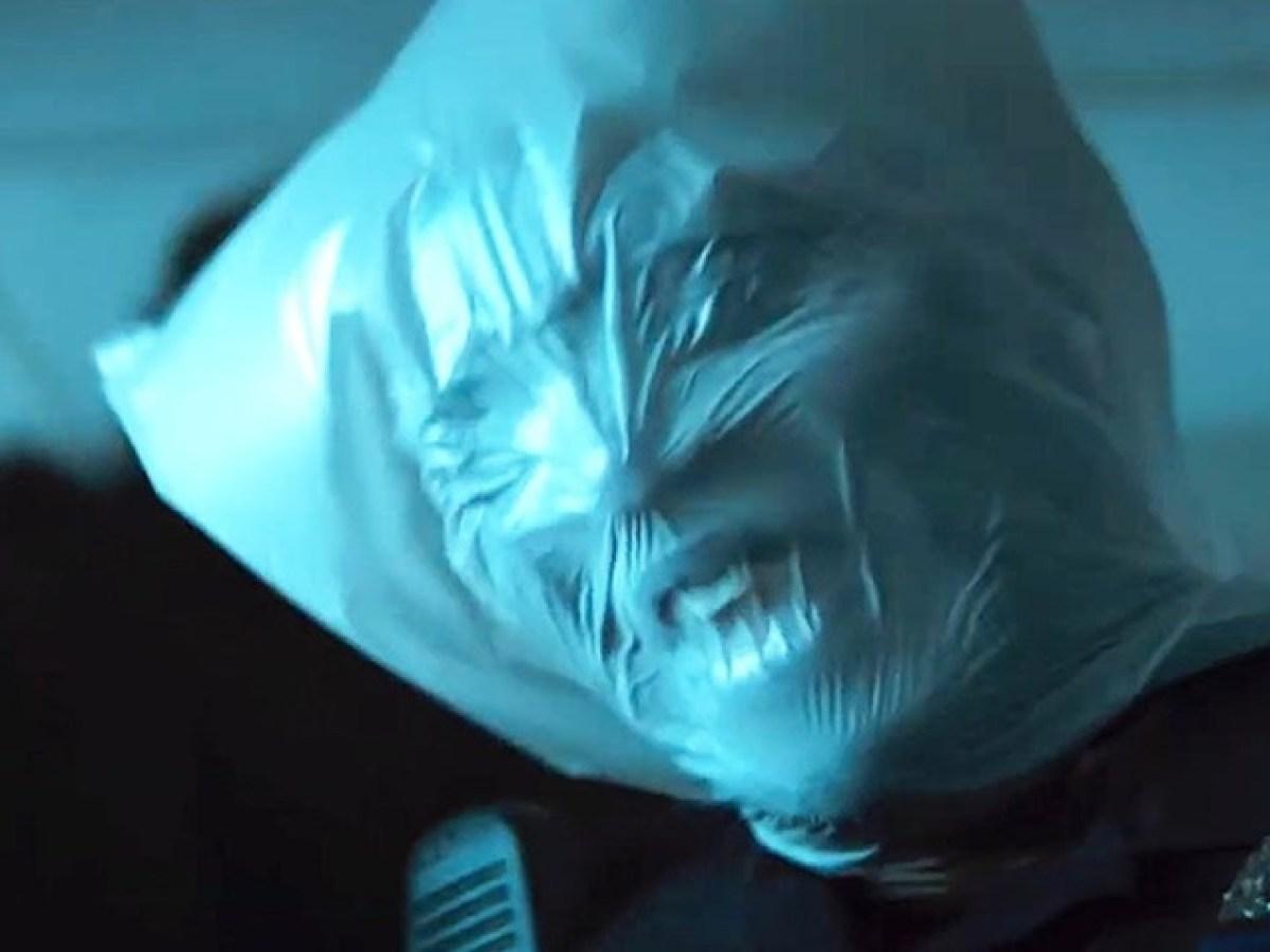 Mary J. Blige tracks a mysterious killer in the horror thriller ...